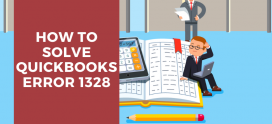 How To Solve Quickbooks Error 1328